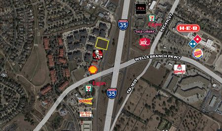 Wells Branch Retail Center - Austin