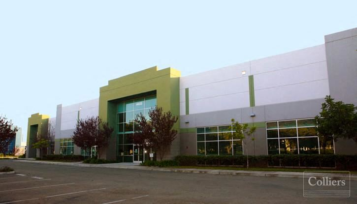 PACIFIC COMMONS INDUSTRIAL