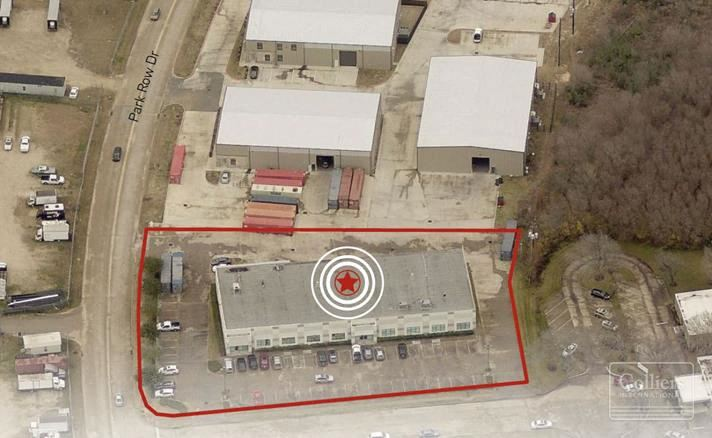 For Sale or Lease   Flex/Industrial Facility