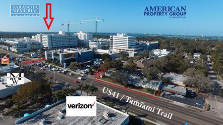 Freestanding Building Next to Sarasota Memorial Hospital Campus - Sarasota