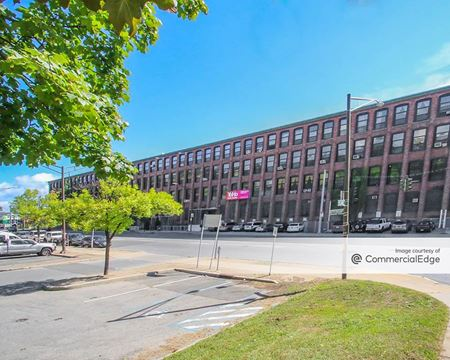 The Weaving Building - Yonkers
