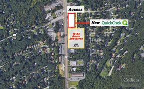 4.51 Acres of Land for Sale or Lease