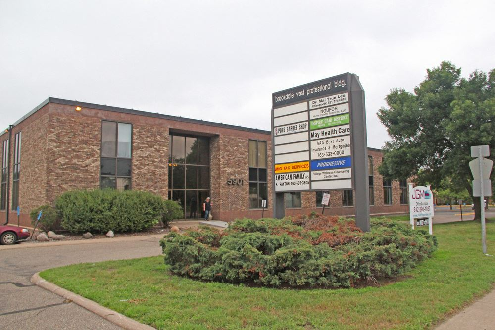 Brookdale West Building