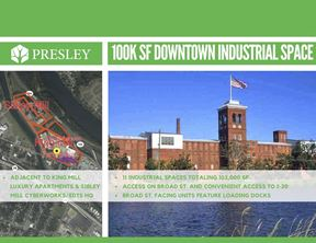 King Mill Cyber/Industrial Space