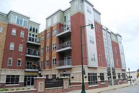 Retail Space at Six Points East - For Sale or Lease - West Allis