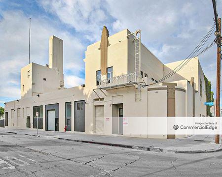 7000 Romaine Street - Los Angeles