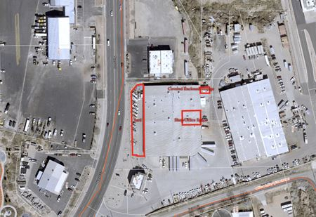 Shop and Office Space Near I-15, Costco - St. George