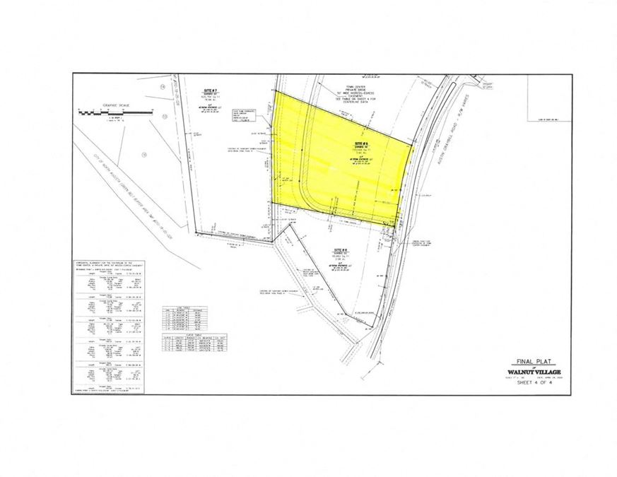 Walnut Village - 3.44 Acres - Exit 5 North Augusta, SC