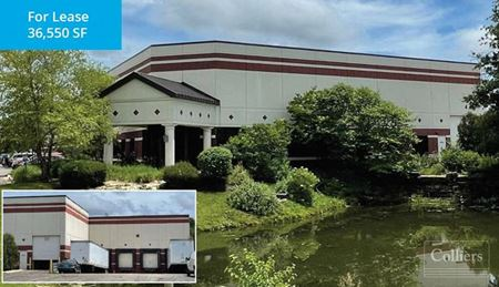 36,550 SF Single Tenant Building Available for Lease in Mundelein - Mundelein