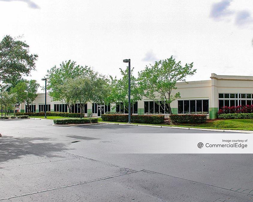 Sawgrass Commerce Center - Building A