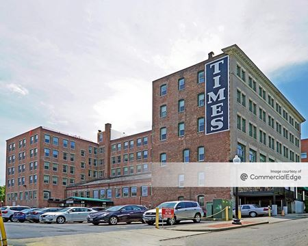 Times Square & Olympia Buildings - New Bedford