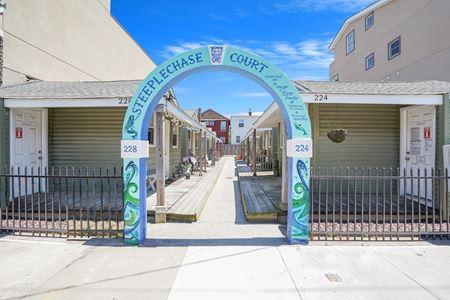 Steeplechase Court - Rockaway Park