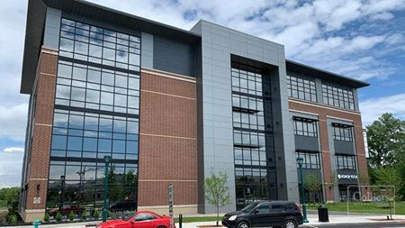 The Ellipse – New Office Space in Fishers - Fishers