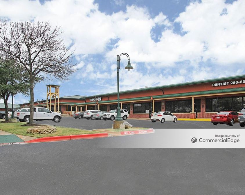 Railyard Shopping Center