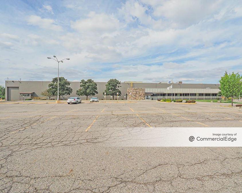 General Motors Lansing Redistribution Center