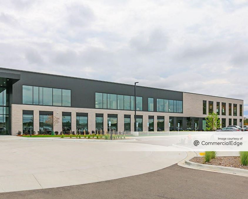 Delta Defense Headquarters