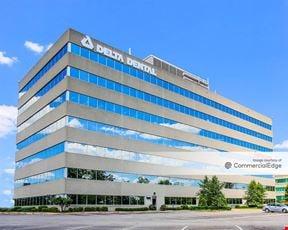 The Delta Dental Building - Louisville