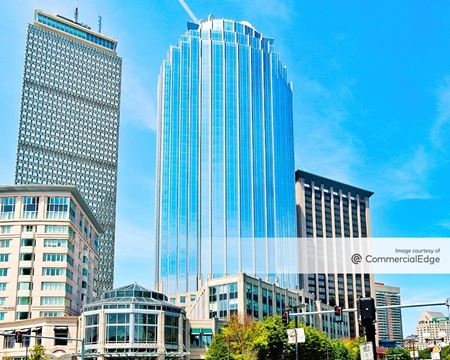 Prudential Center - 111 Huntington Avenue - Boston