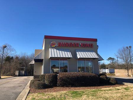 Former Burger King - Moody