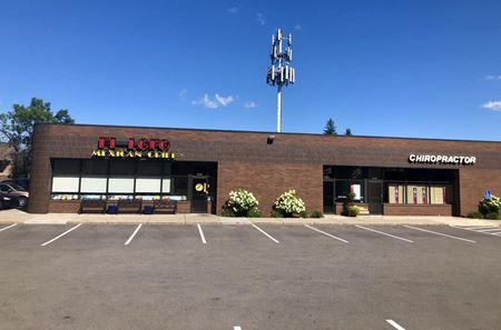 Amsden Ridge Shopping Center - Bloomington