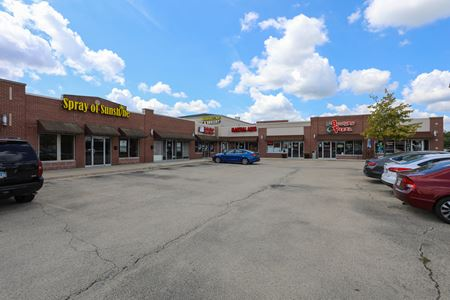 Lion's Plaza - Plainfield