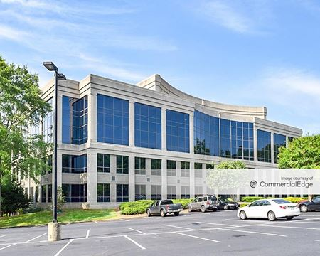 Water Ridge Office Park - Eight Water Ridge - Charlotte