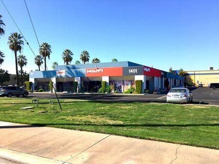 Lamona Business Complex - Fresno