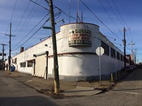 Industrial Warehouse for Lease on Germantown Ave - Philadelphia