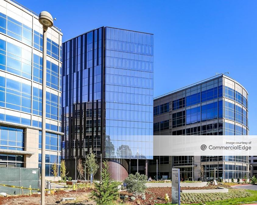 Britannia East Grand: Genentech Headquarters - South Campus - Building 40
