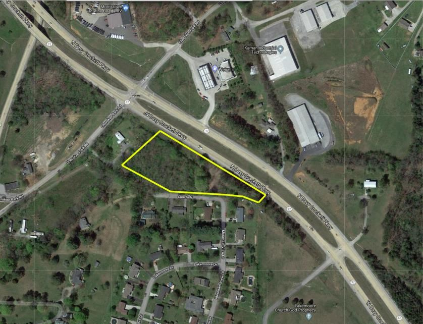 2.21 Acres - For Sale - NE Morristown