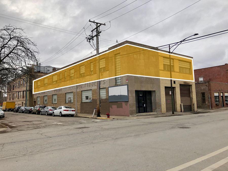 2252 N Elston - 6,250 SF 2nd Floor Office Space