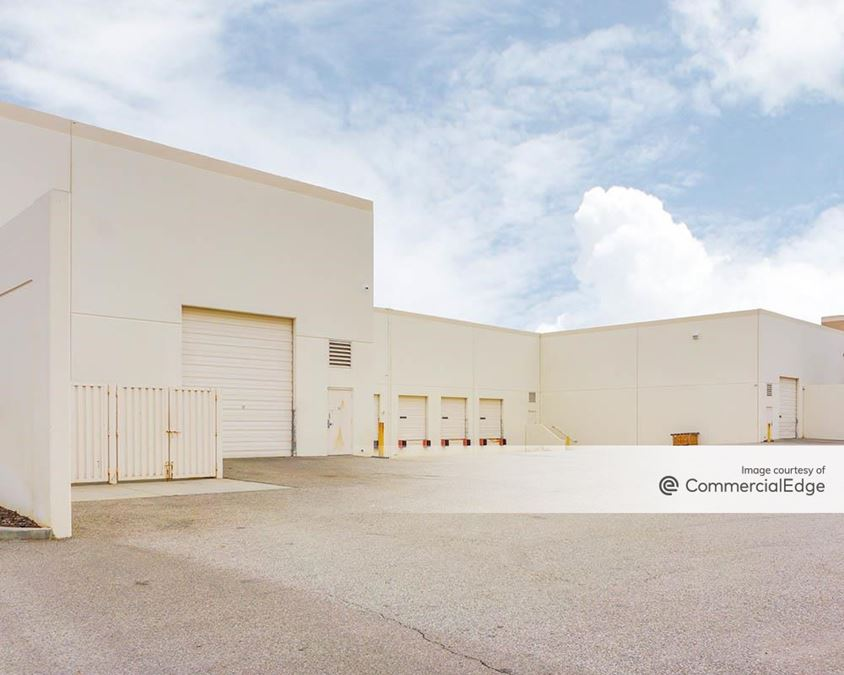 South Milliken Industrial Park - Building A