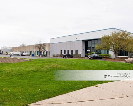 West Thorndale Business Park - 1400-1450 West Thorndale Avenue - Itasca