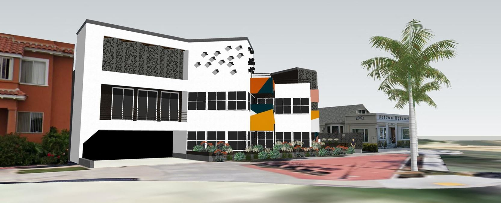 Uptown Centre
