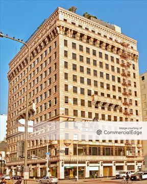 Pershing Square Building - Los Angeles