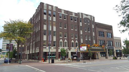 Paramount Building - Cedar Rapids