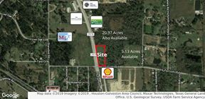 2.12 Acres of Land on FM 2978 & Huffsmith Road
