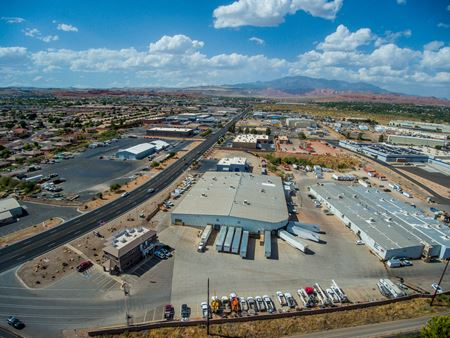 Manufacturing/Distribution Facility near I-15 and Costco - St. George