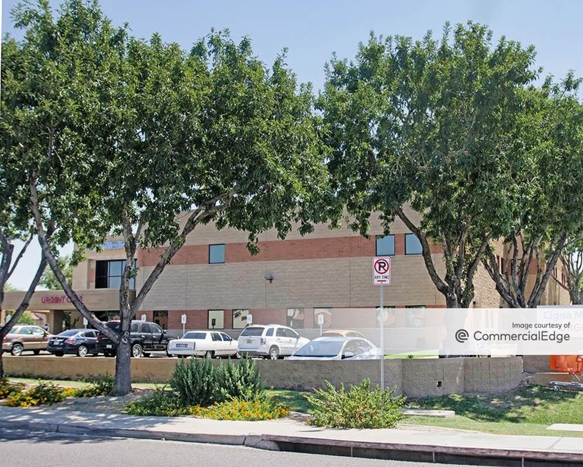 Cigna Medical Group - 5891 West Eugie Avenue