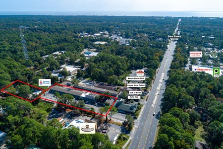 Two Income Properties for Sale on South End of Hilton Head - 29928