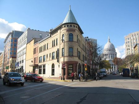 Beautiful 1220 SF Downtown Office Suite - Madison
