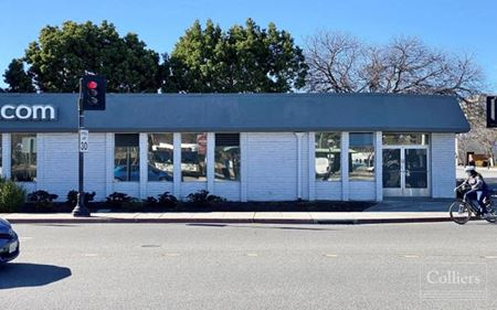 OFFICE SPACE FOR LEASE - Mountain View