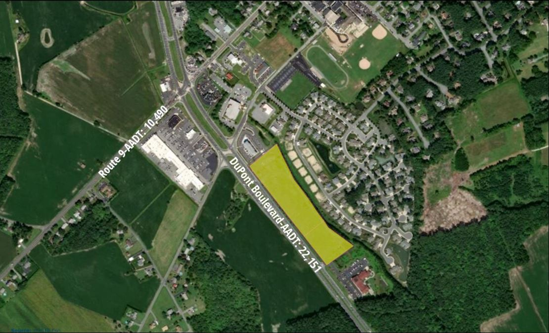 LAND FOR SALE OR LEASE