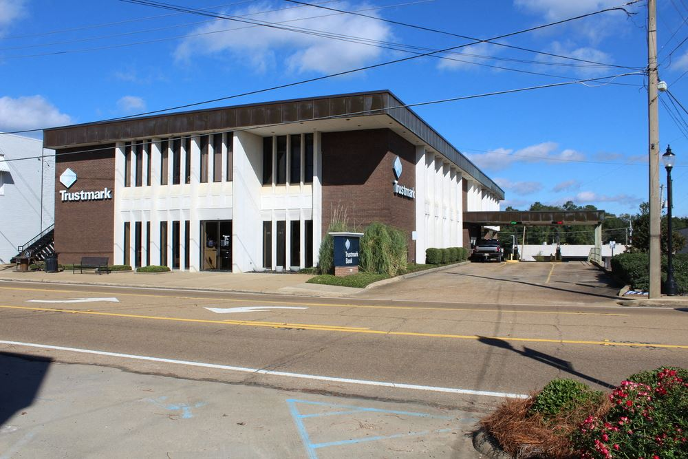 Trustmark - Historic District Downtown Brandon, MS