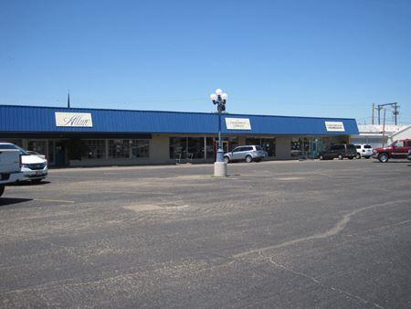Civic Circle Shopping Center - Amarillo