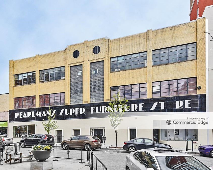 Pearlman's Furniture Building