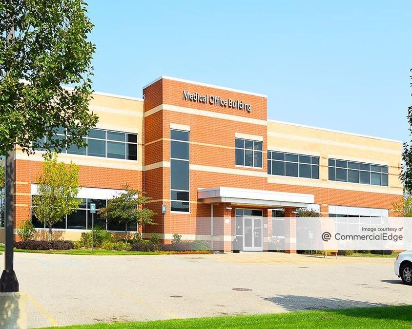 Spectrum Health Zeeland Community Hospital Medical Office Building