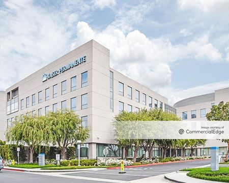 Kaiser Permanente Alton/Sand Canyon Medical Offices - Building 1 - Irvine