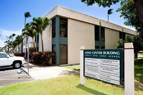 For Lease - Office Space - Kahului Office Building