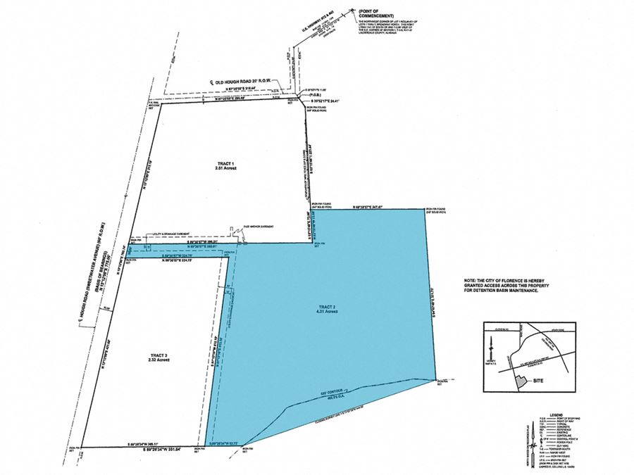 4.31± Acres on Sweetwater Avenue